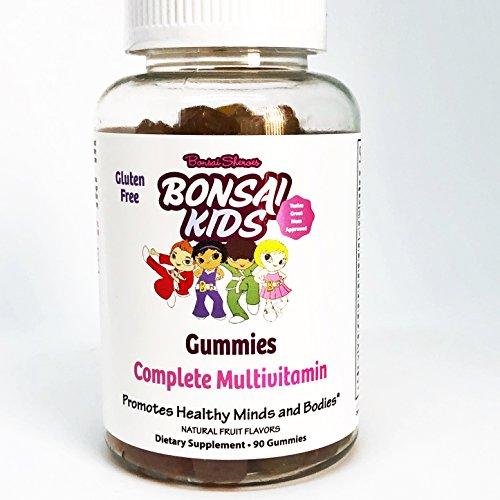Bonsai Kids Gummies Multivitamins