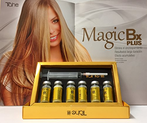 Tahe Magic BX Gold Long Lasting Effect 6x10ml by Tahe