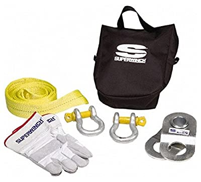 Automotive Winch Accessory Kit, For For Tiger Shark & S Series Winches, p/n's 1595200, 1595201, 1511200, 1511201, 1515200, 1517200, 1455200, 1455201, 1475200, 1475201