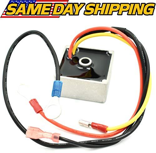 Club Car Gas Golf Cart Voltage Regulator 1027101-01, 1015777 - USA HD Switch by Club Car, HD Switch