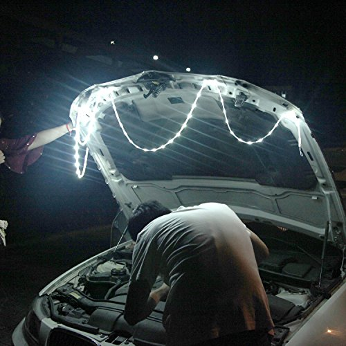 LED Rope Lights for Camping Hiking Safety and Emergency Portable LED Strip Light for Outdoor Indoor Activity