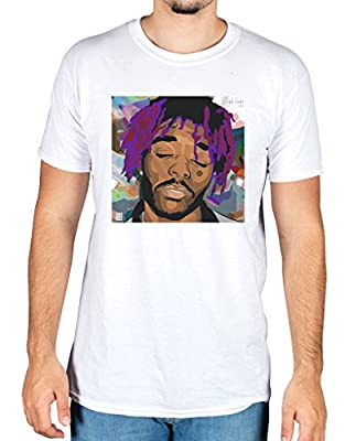 Ulterior Clothing Lil Uzi Cartoon Face T-Shirt