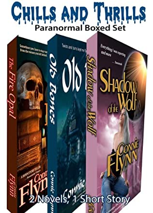 book cover of Chills & Thrills Paranormal Boxed Set