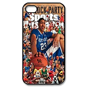 Fggcc Anthony Davis Cell Phone Case for Iphone 4,4S,Anthony Davis Iphone 4,4S Back Case (pattern 8)
