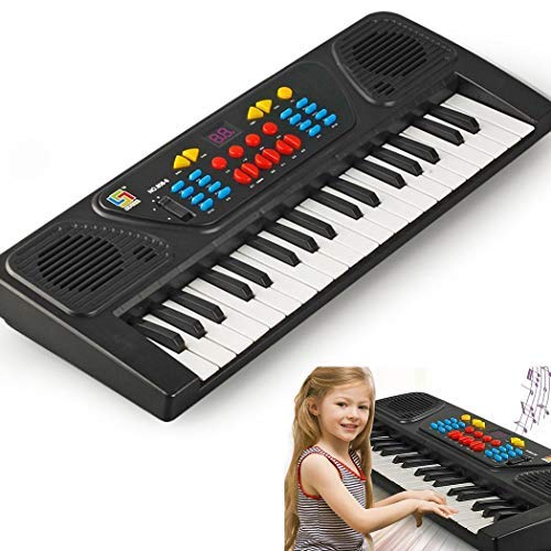 [해외]Kids Portable 37 Keys Multifunctional Electric Piano Keyboard Educational Toy / Kids Portable 37 Keys Multifunctional Electric Piano Keyboard Educational Toy