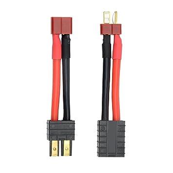 Amazon.com: youme 2pcs RC Lipo cargador de batería Cable de ...