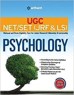 Buy UGC Net Psychology Book Online at Low Prices in India | UGC Net