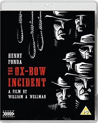 Ox-Bow Incident (2 Blu-Ray) [Edizione: Regno Unito] [Import italien]