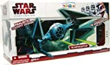 Star Wars Tie Interceptor 2009 Toys R Us Exclusive Clone Wars Vehicle with Pilot