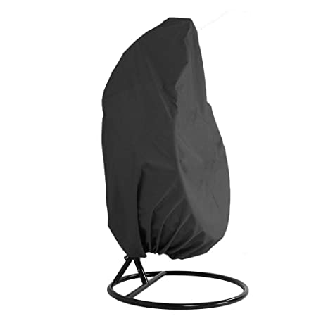 Amazon Com Honcenmax Patio Hanging Chair Cover Cocoon Egg Chair