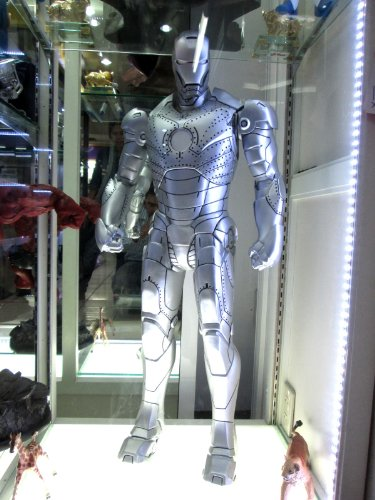 [Iron Man Mark II Display Model Side Show 1/3 Scale Custom Paint] (Iron Man Armor Suits)
