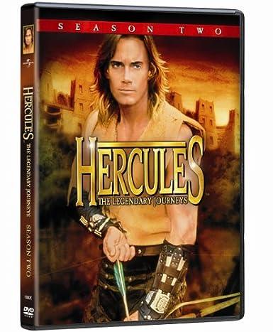 Amazon com: Hercules: The Legendary Journeys: Season 2