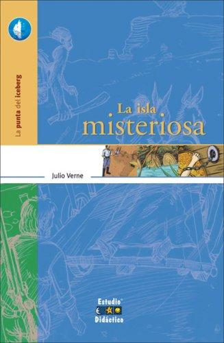 Read Online La isla misteriosa (La punta del iceberg) pdf epub