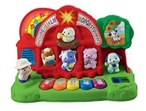 Vtech - Discovery Nursery Farm from V Tech