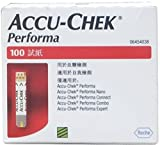 Accu-Chek Performa 100 Test Strips Without 222 Code Chip For