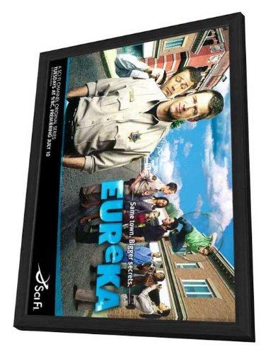 Eureka (TV) - 11 x 17 Framed TV - Broadway Eureka