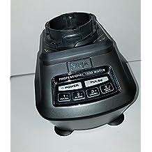 Ninja Blender Power Motor Base 1500w Black Replacement BL770 BL771 BL773