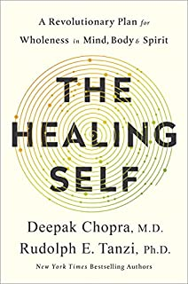 Book Cover: The Healing Self: A Revolutionary Plan for Wholeness in Mind, Body, and Spirit