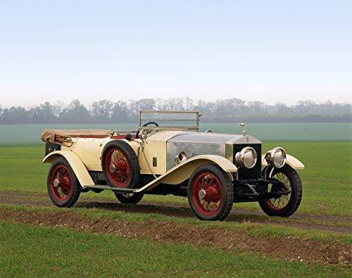 (Posterazzi 1914 Rolls Royce 40/50 HP Silver Ghost Alpine Eagle. Country of Origin United Kingdom. Poster Print, (22 x 28))