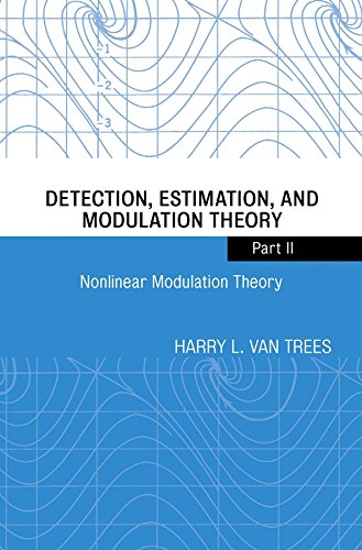 Nonlinear Modulation Theory (Detection, Estimation, and Modulation Theory, Part II)