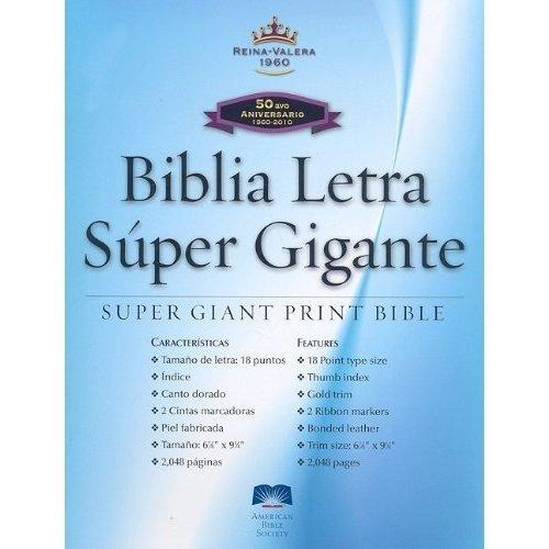 RVR90 Super Large Print (Spanish Edition)