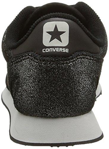 Converse Auckland Racer Ox Suede/Leathe -  para hombre D.Silver/Black