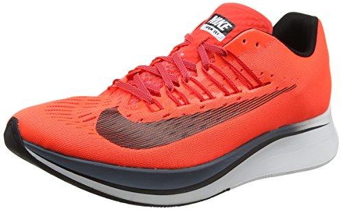 cf4c0a768605 Galleon - NIKE Men s Zoom Fly Running Shoe Bright Crimson Black Blue Fox  880848 614 Size 8.5