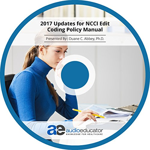 Download 2017 Updates for NCCI Edit Coding Policy Manual pdf