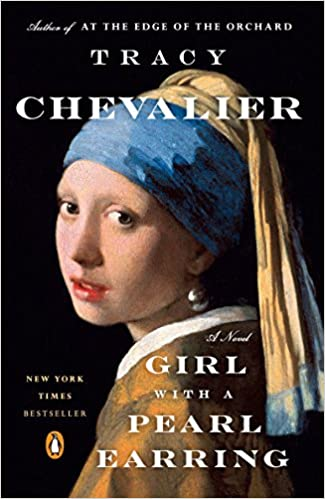 Amazon Girl With A Pearl Earring A Novel 9780452282155