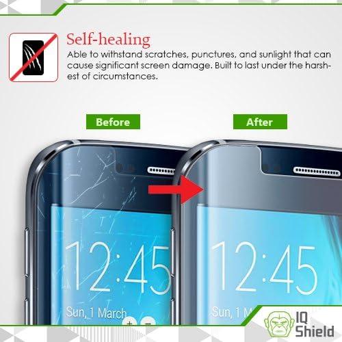 IQ Shield Matte Screen Protector Compatible with Dell Venue 11 Pro Anti-Glare Anti-Bubble Film