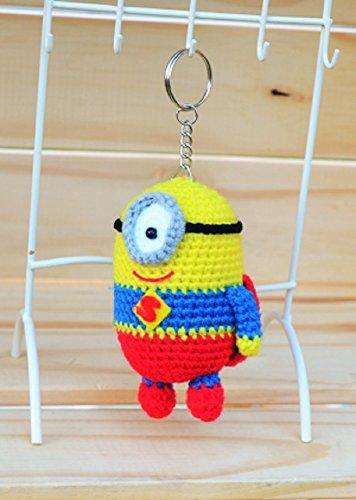 Crochet Keychain Dumbo Octopus Keychain Amigurumi Octopus | Etsy | 500x356