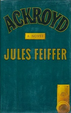 book cover of Ackroyd