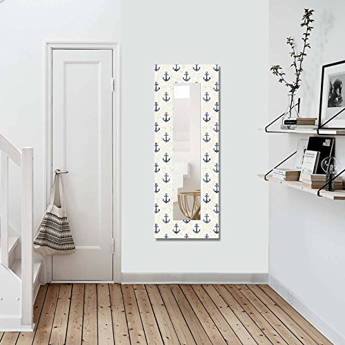 Decorative Mirror 100% Canvas on MDF (15.74