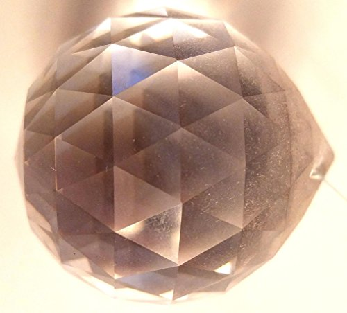 Swarovski Crystal Clear Feng Shui Crystal Prism Ball Large