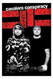 Music - Hard Rock Posters: Cavalera Conspiracy - Brothers Poster - 91.5x61cm