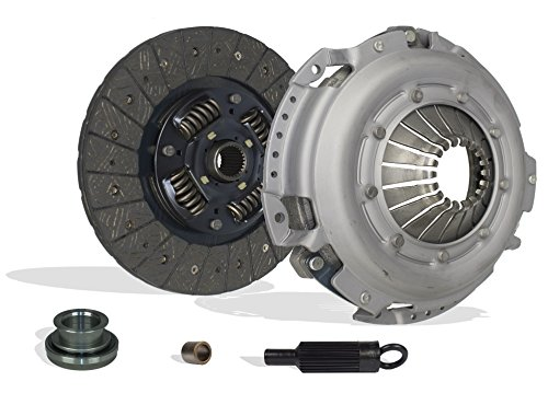 Clutch Kit Works With Chevy Camaro Pontiac Firebird Base Convertible Coupe 2-Door 1993-1995 3.4L 207Cu. In. V6 GAS OHV Naturally Aspirated ()