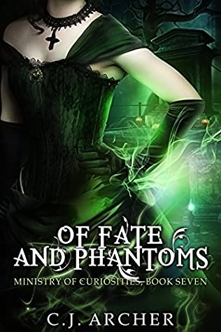 book cover of Of Fate and Phantoms