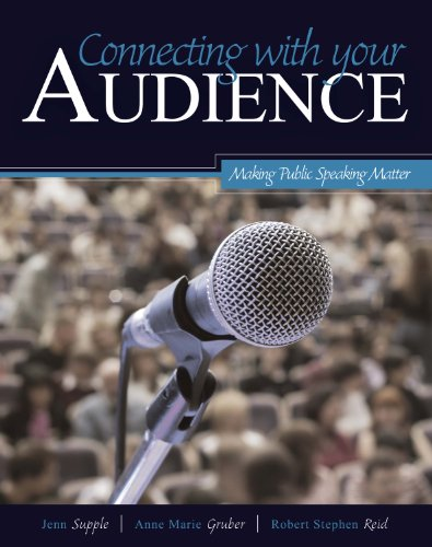 Connecting with Your Audience: Making Public Speaking Matter