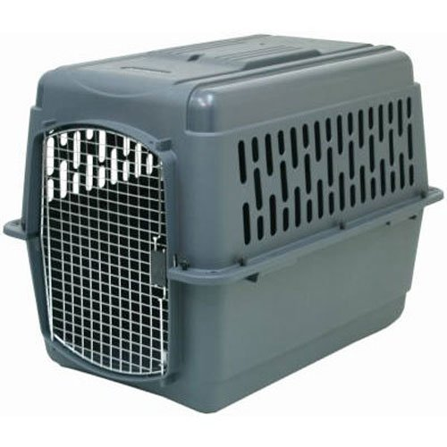 Petmate 21184 Pet Porter 2 Dog Crate - Dark Gray - X-Large