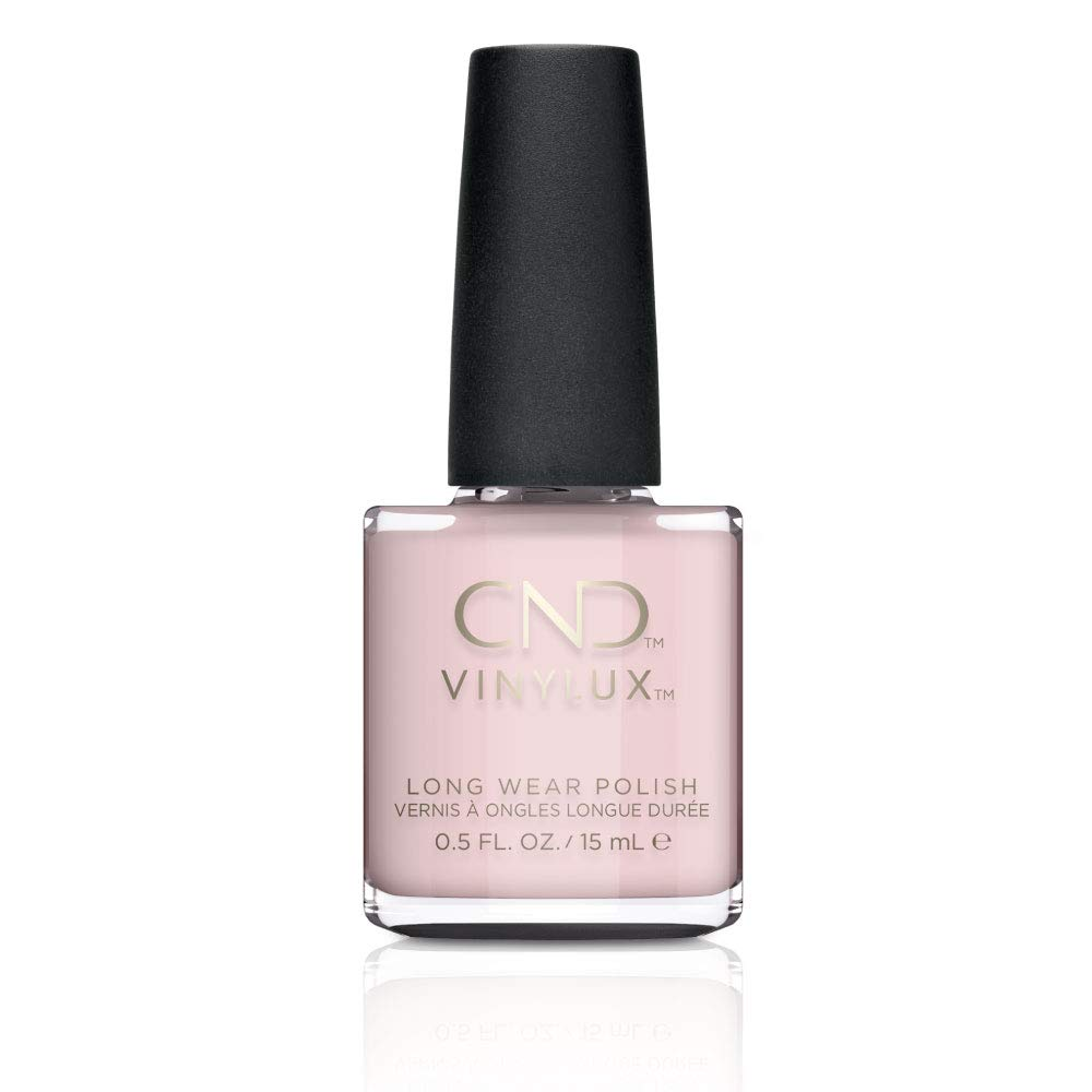 CND Vinylux Long Wear Nail Polish, Longwear Base & Nail Color Coat in One Step for Gel-like Shine, Infused with Keratin, Jojoba Oil & Vitamin E for Healthier, Stronger Nails