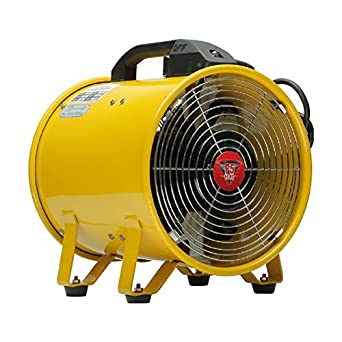 F5 Industrial Portable Exhaust Ventilation Blower Axial ...