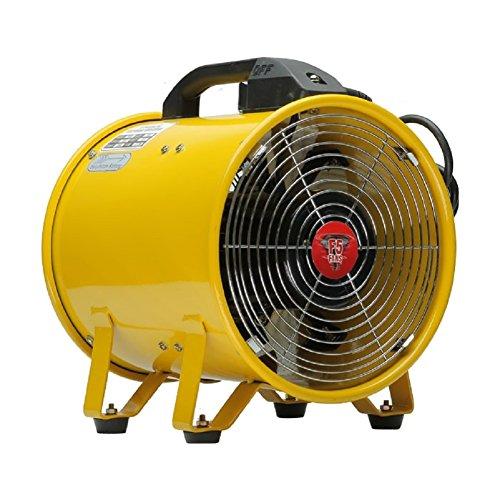 (F5 Industrial Portable Exhaust Ventilation Blower Axial Fan (18