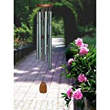 Woodstock Green Pachelbel Canon 32 Wind Chime by Woodstock Chimes For Sale