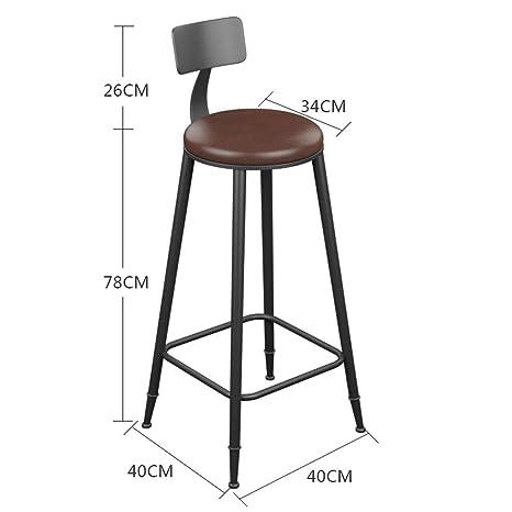 Cool Amazon Com W Bar Stool European And American Fashion Bar Customarchery Wood Chair Design Ideas Customarcherynet