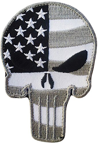 Patriotic Horizontal American Velcro Patch product image