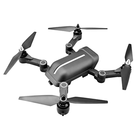 QinLL Drones GPS, Quadcopter con cámara de Video en Vivo, GPS ...