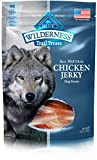 Blue Buffalo Wilderness Trail Treats Grain Free Jerky Dog Treats, Chicken 3.25-oz bag