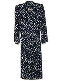 4XL Robes For Men Big Sleepwear Robes Blue