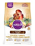 Halo Grain Free Natural Dry Dog Food, Healthy Weig...