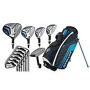 Callaway 2019 Men's Strata Ultimate Complete Golf Set (16 Piece)